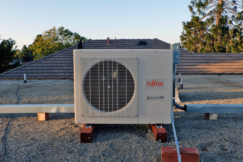 hvac, heating and air conditioning, mini-split, mini split, condenser, san diego, techairsd, ryan withouski, tech air, heating, cooling, AC